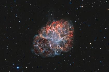Veröffentlichungen astrofotografie von vladimir rau